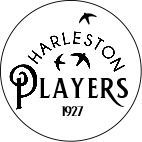 HARLESTON PLAYERS PIN BADGE